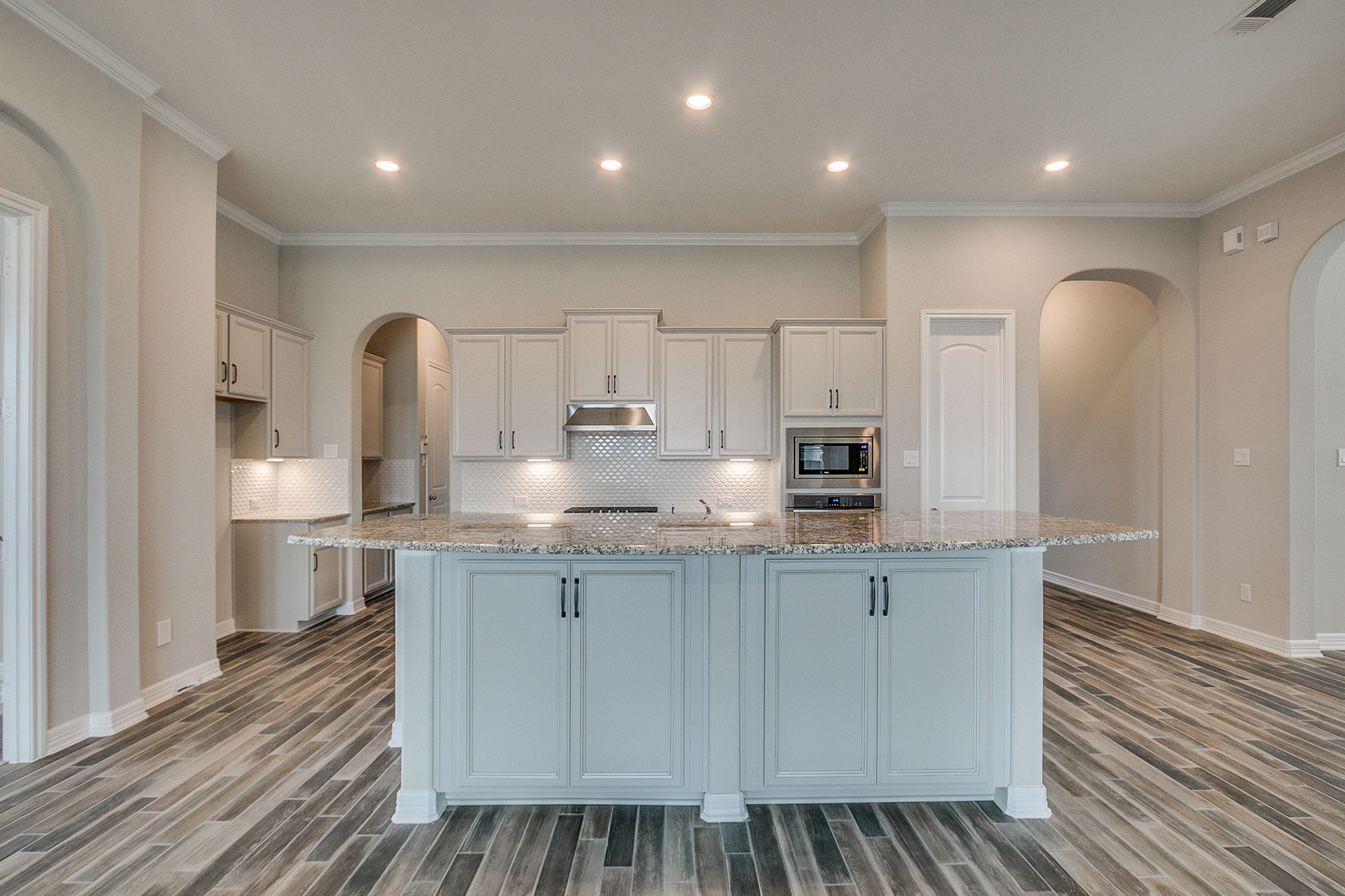 Kitchen-in-Hanover-at-The Meadows at Imperial Oaks-in-Conroe