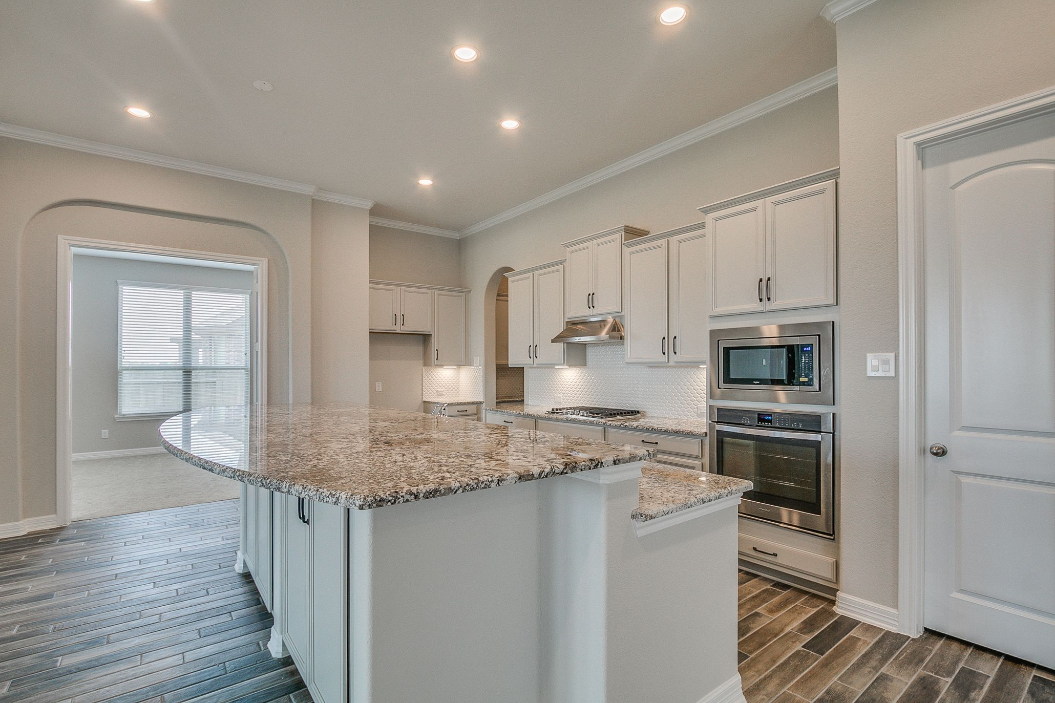 Kitchen-in-Hanover-at-Lakes at NorthPointe-in-Cypress