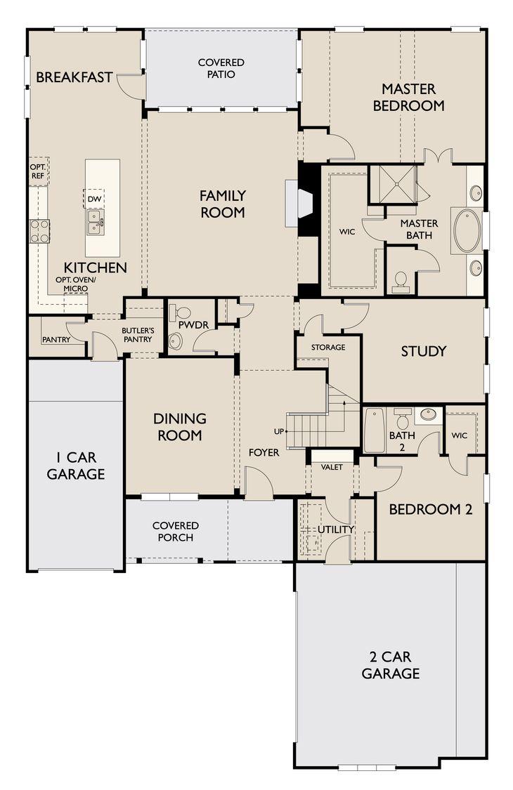 Floor Plan:Wakefield First Floor