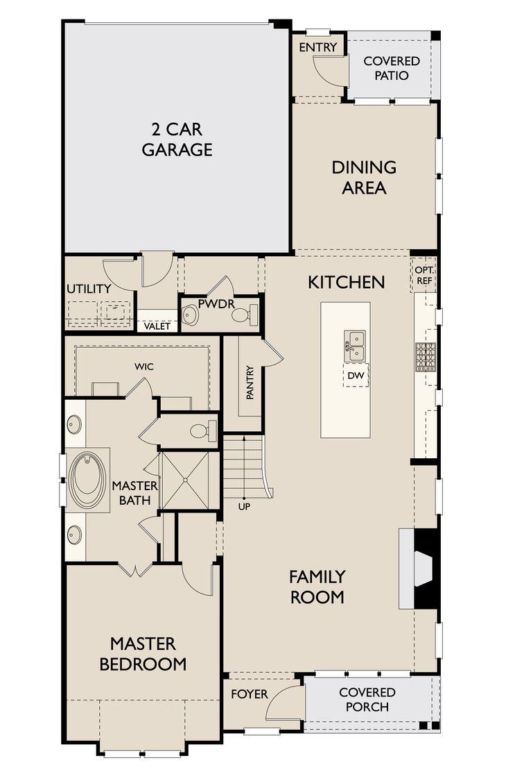 Floor Plan:Spello First Floor