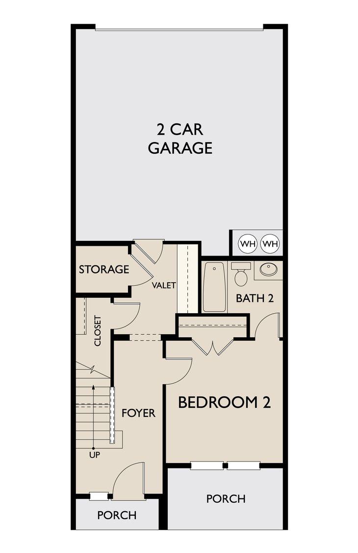 Floor Plan:Apsley First Floor
