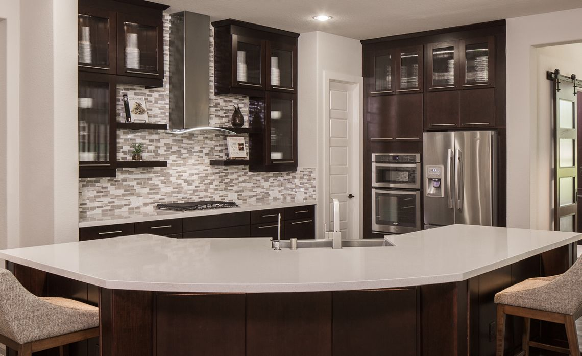 Kitchen-in-Lorraine-at-The Meadows at Imperial Oaks-in-Conroe