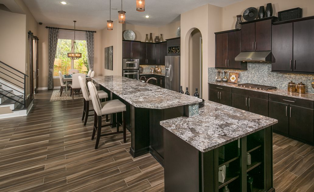 Kitchen-in-Colton-at-The Meadows at Imperial Oaks-in-Conroe