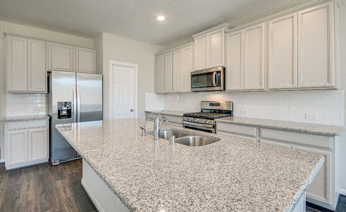 14127 Pinebrook Thistle (Hyde), Cypress, Texas 77429 - Hyde Plan at