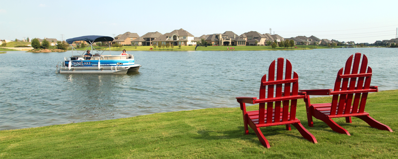 'Lakeshore at Towne Lake' by Ashton Woods Homes-Houston in Houston