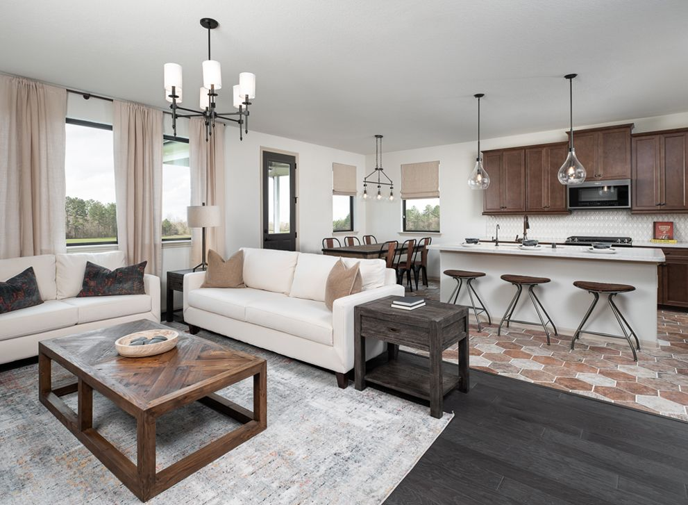 'Lago Mar' by Ashton Woods Homes-Houston in Houston