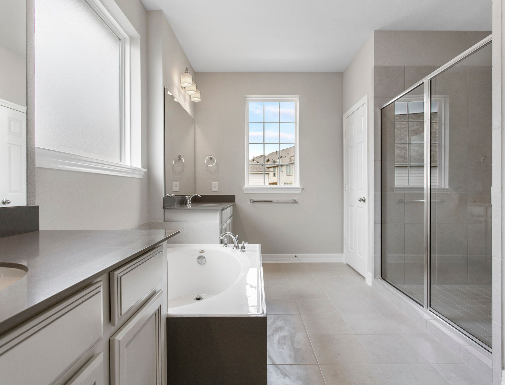 Bathroom featured in the Nicola By Ashton Woods in Houston, TX