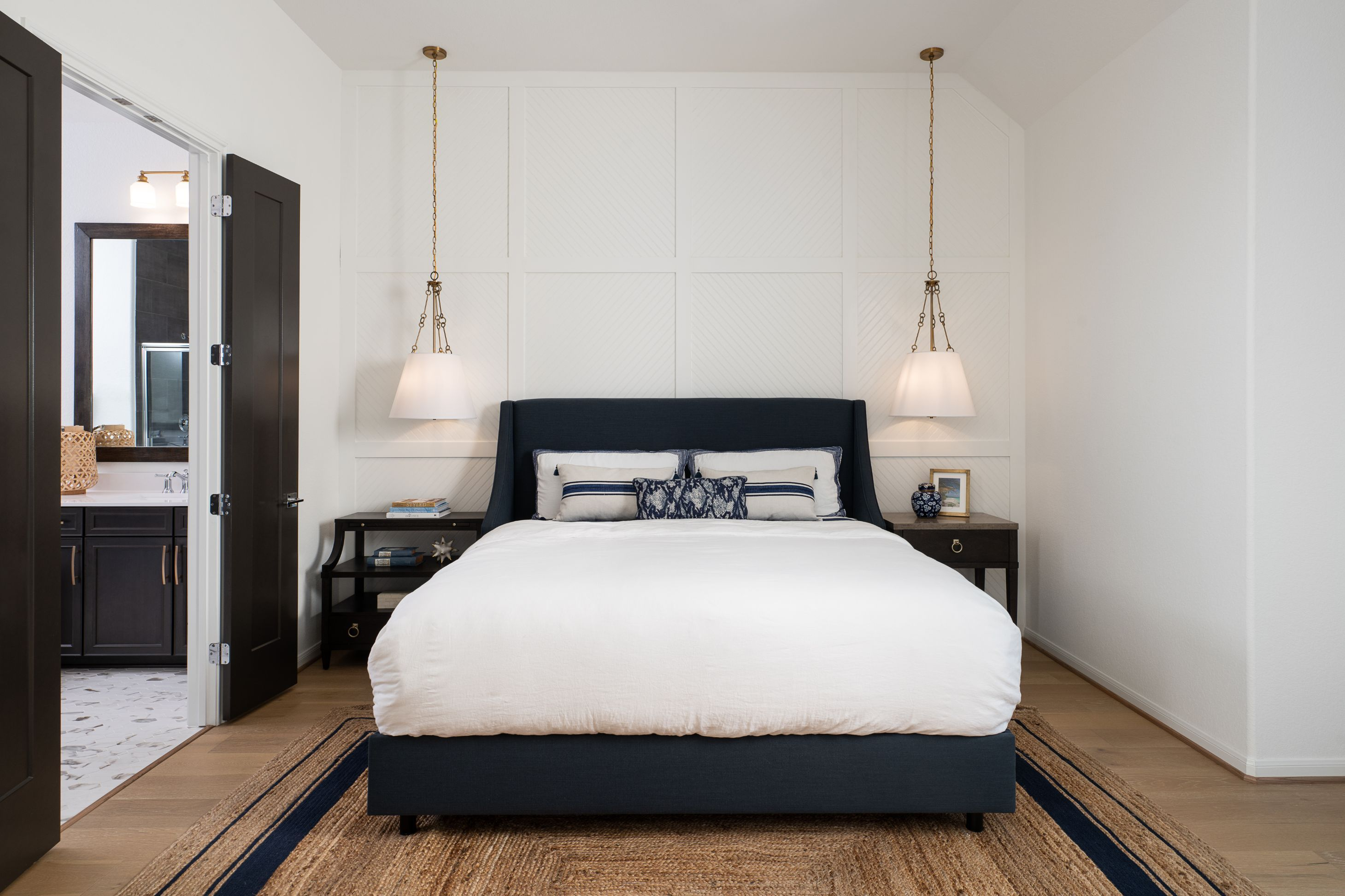 Bedroom featured in the Bethany By Ashton Woods in Houston, TX