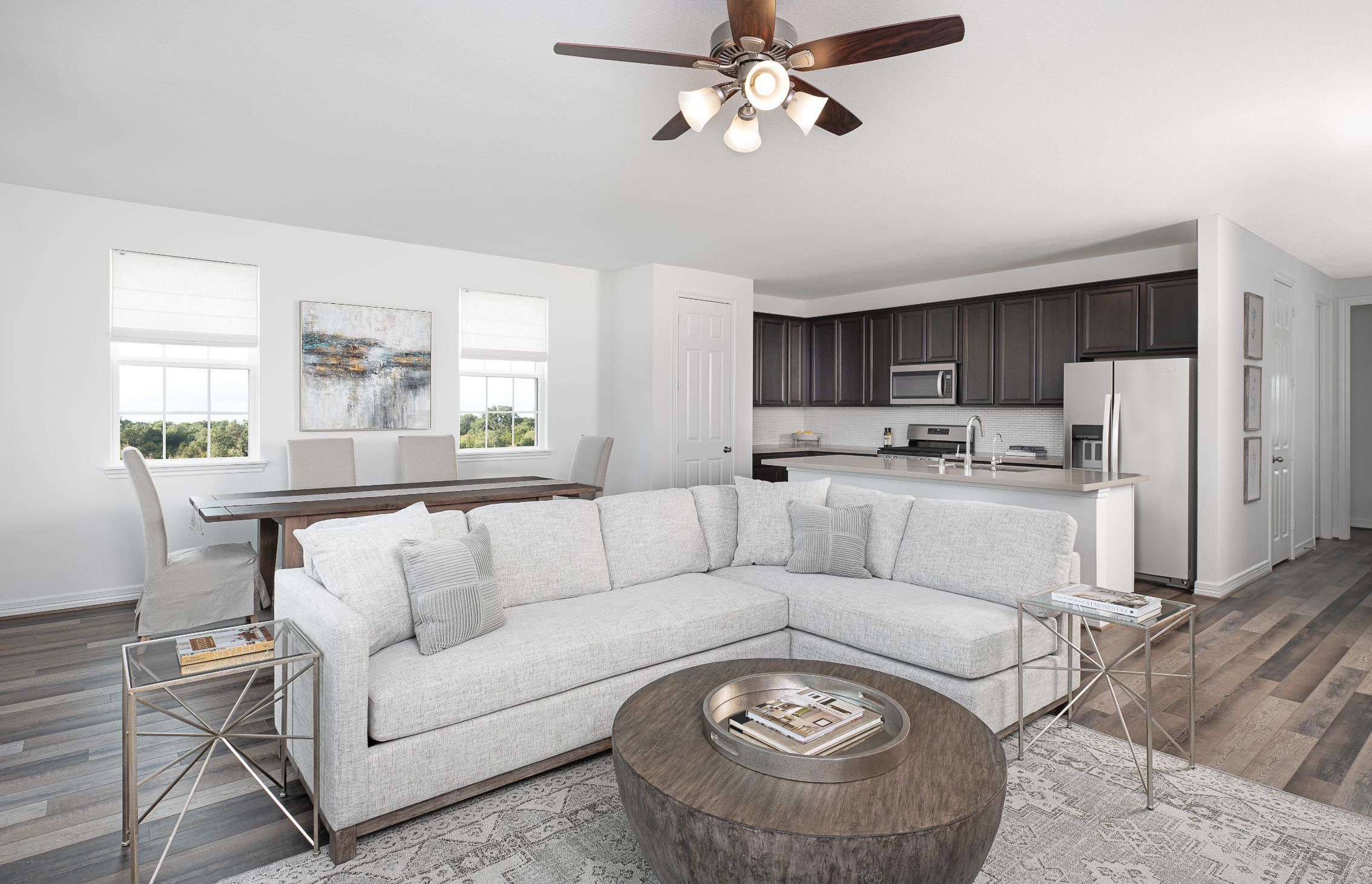Living Area featured in the Serena By Ashton Woods in Houston, TX