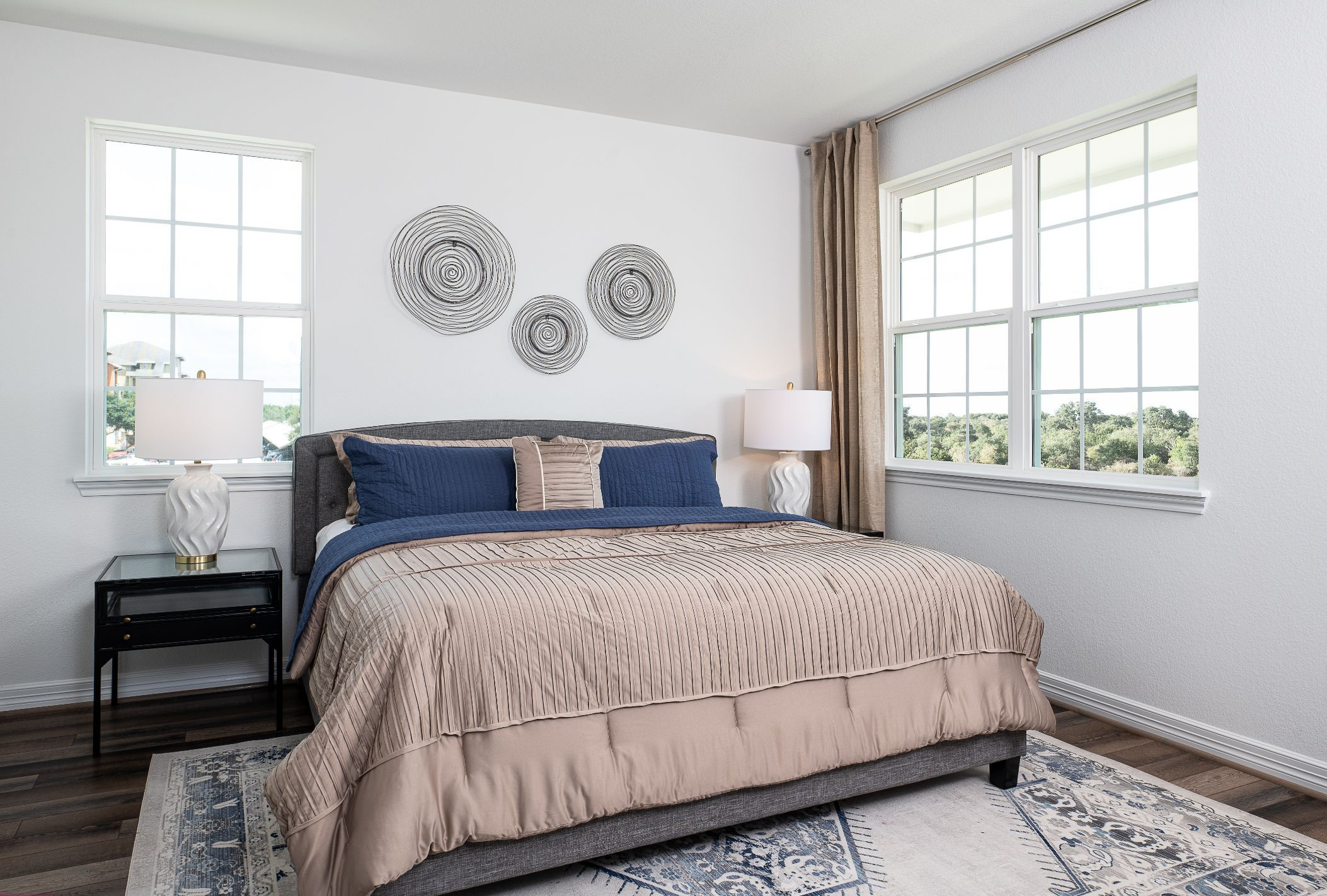 Bedroom featured in the Serena By Ashton Woods in Houston, TX