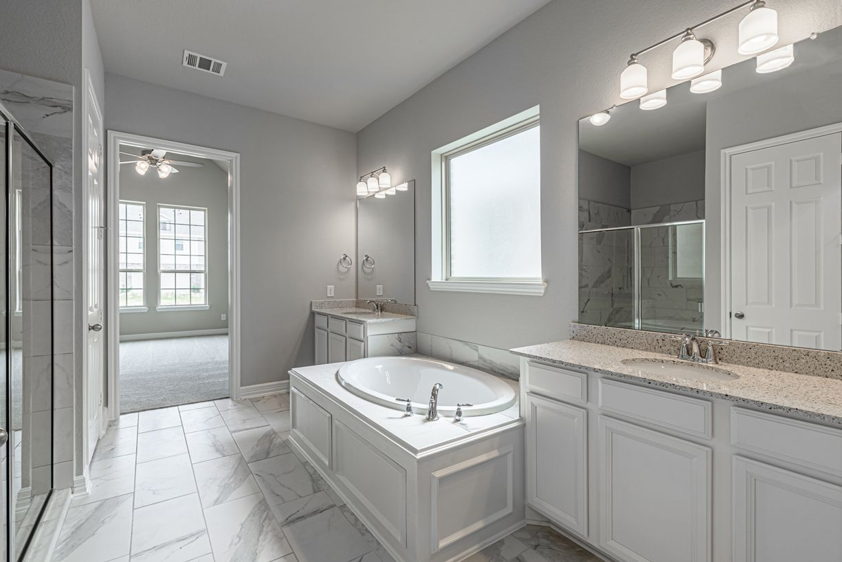 Bathroom featured in the Valle By Ashton Woods in Houston, TX