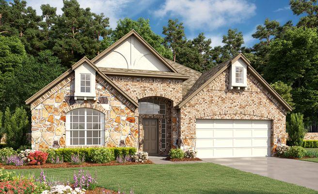 5911 Gladewater Ridge Lane (Santana)