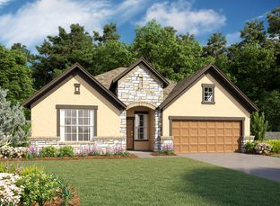 Kerrville - Del Bello Lakes: Manvel, Texas - Ashton Woods
