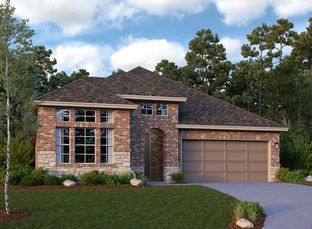 Cheyenne - The Meadows at Imperial Oaks 50ft: Conroe, Texas - Ashton Woods