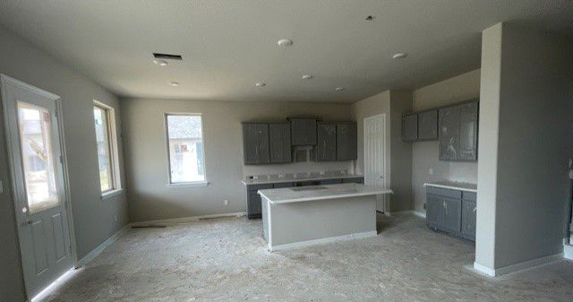 Kitchen featured in the Curtis By Ashton Woods in Houston, TX