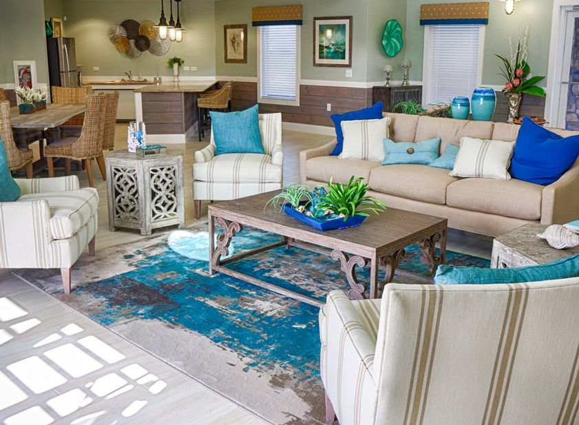 Living Area featured in the Curtis By Ashton Woods in Houston, TX