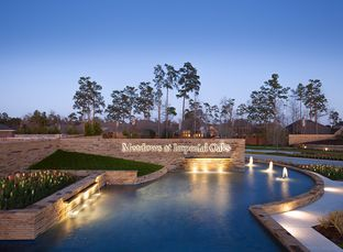 Hyde - The Meadows at Imperial Oaks 50ft: Conroe, Texas - Ashton Woods