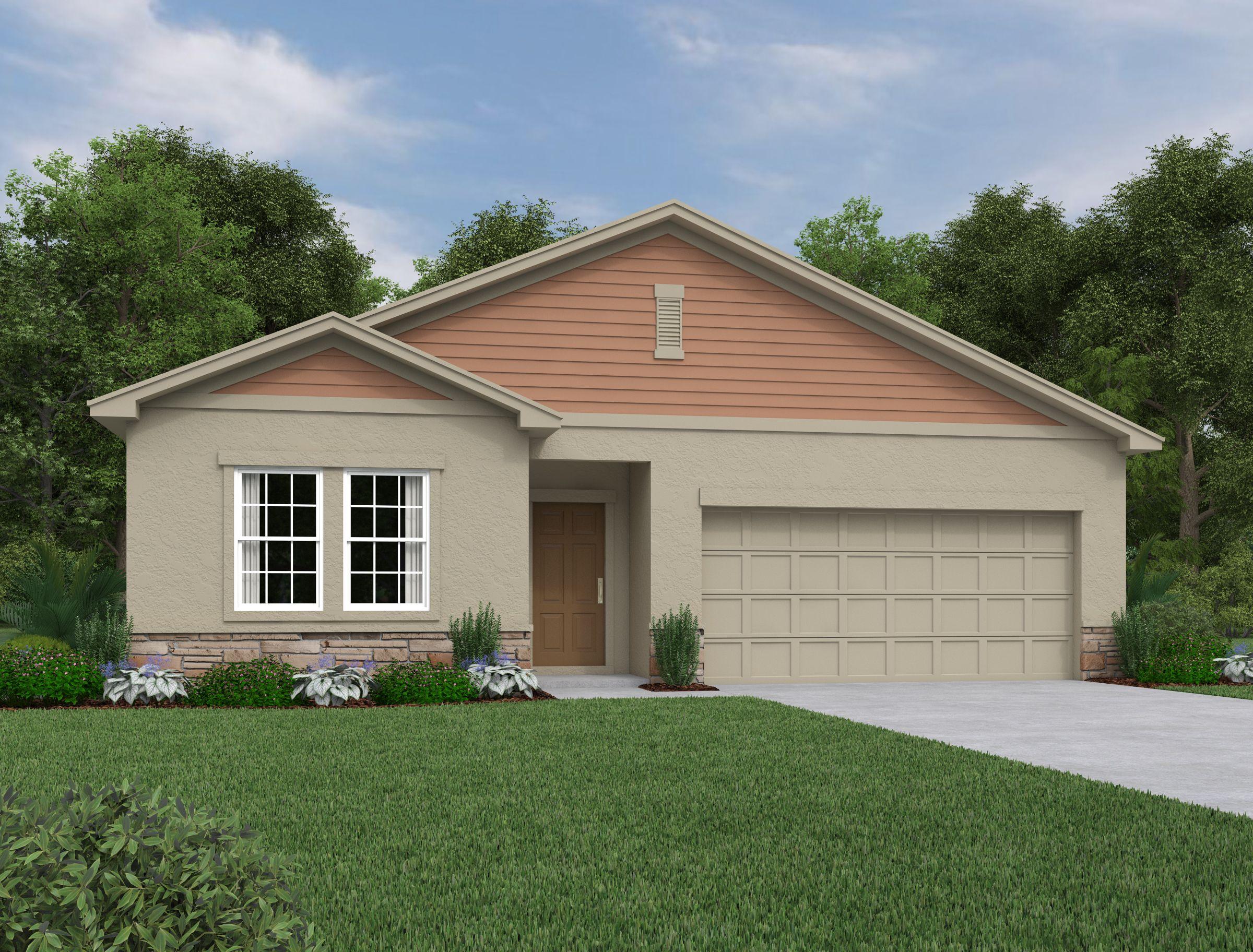 'Lincoln Oaks' by Ashton Woods Homes-Orlando in Daytona Beach