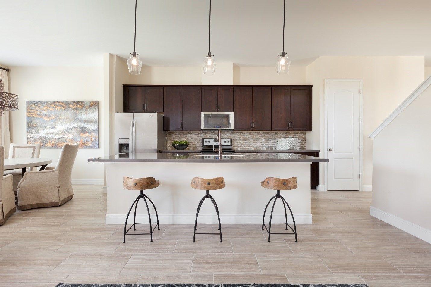 Kitchen featured in the Kilmer By Ashton Woods in Orlando, FL