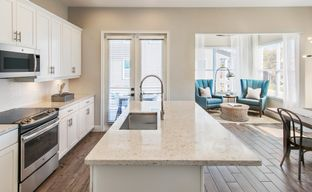 Laureate Park Townhomes by Ashton Woods in Orlando Florida