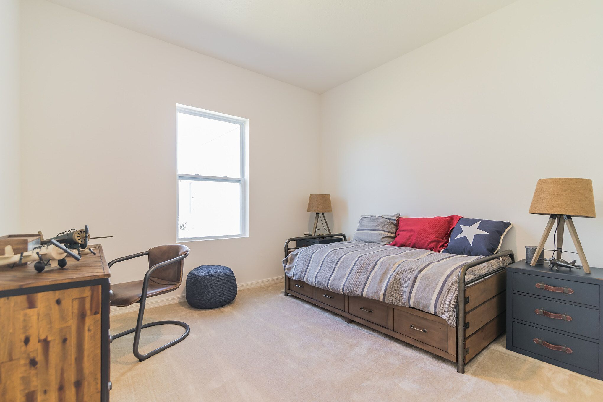 Bedroom featured in the Badland By Ashton Woods in Orlando, FL