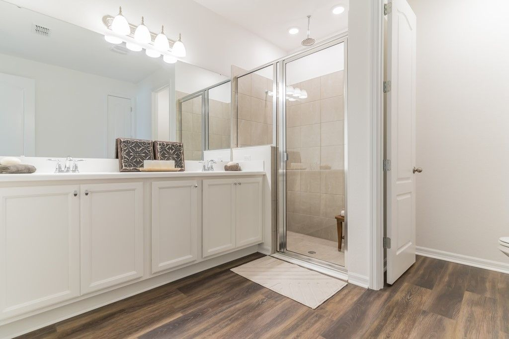 Bathroom featured in the Brickell By Ashton Woods in Orlando, FL