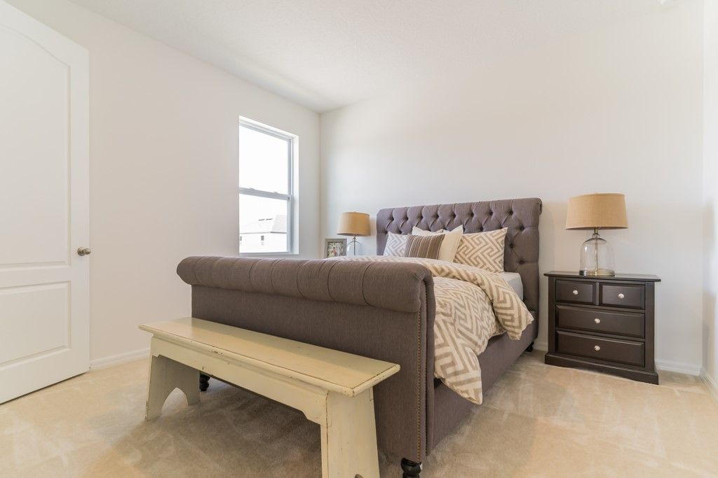 Bedroom featured in the Brickell By Ashton Woods in Orlando, FL