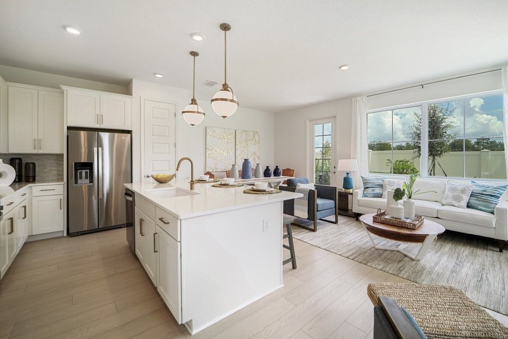 'The Enclaves at Festival' by Ashton Woods Homes-Orlando in Lakeland-Winter Haven