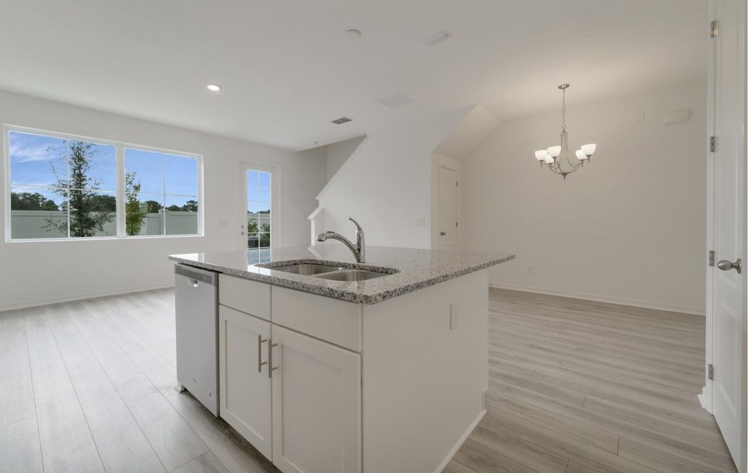 Kitchen featured in the Jamesport By Ashton Woods in Lakeland-Winter Haven, FL