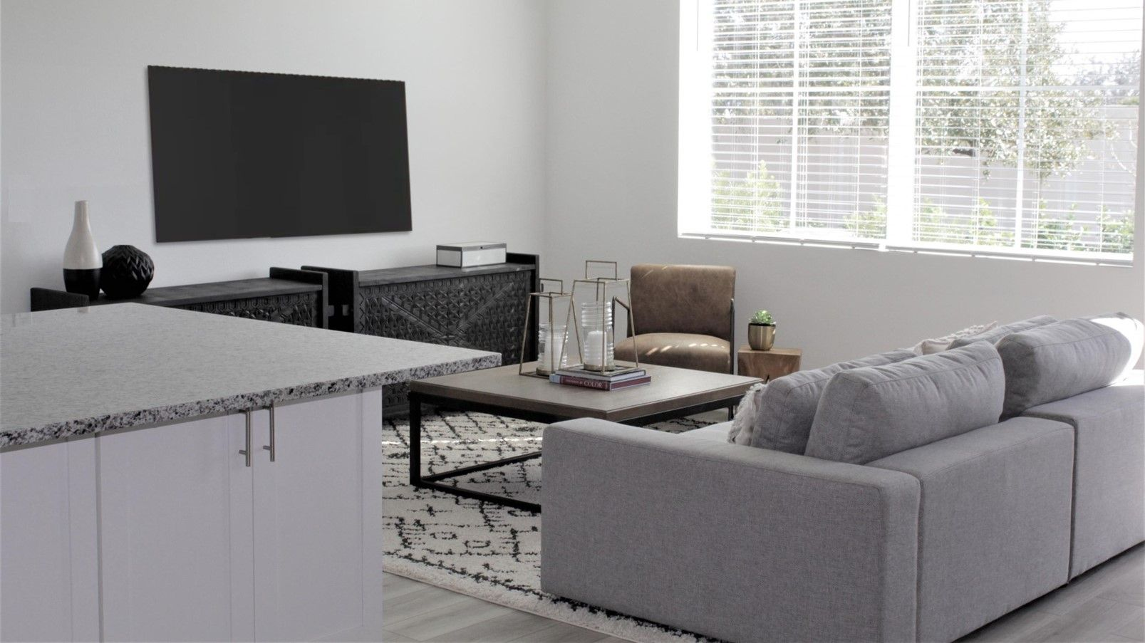 Living Area featured in the Jamesport By Ashton Woods in Lakeland-Winter Haven, FL