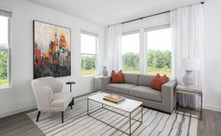 Kilmer - Laureate Park Townhomes: Orlando, Florida - Ashton Woods
