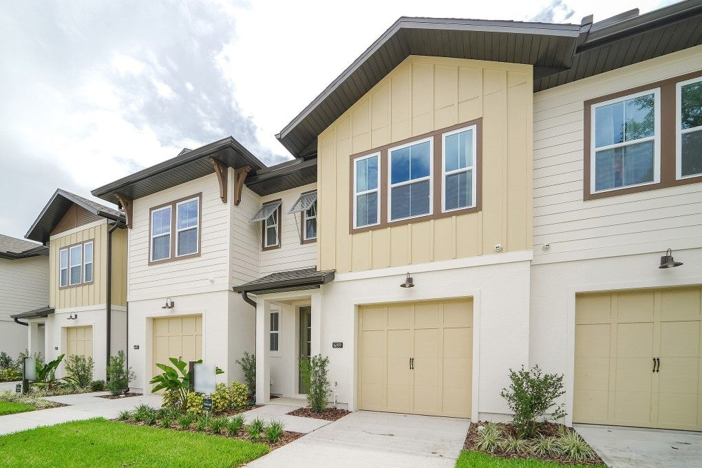 Exterior featured in the Southport By Ashton Woods in Lakeland-Winter Haven, FL
