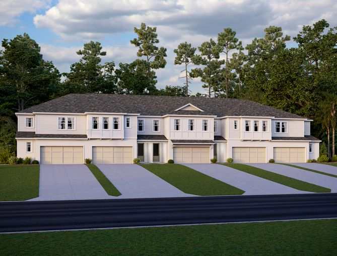 Exterior featured in the Dario II By Ashton Woods in Lakeland-Winter Haven, FL