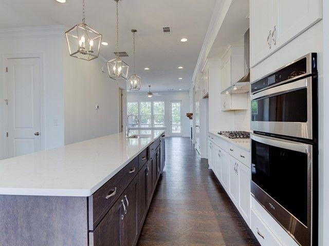 Kitchen featured in the Allegro By Ashton Woods in Atlanta, GA