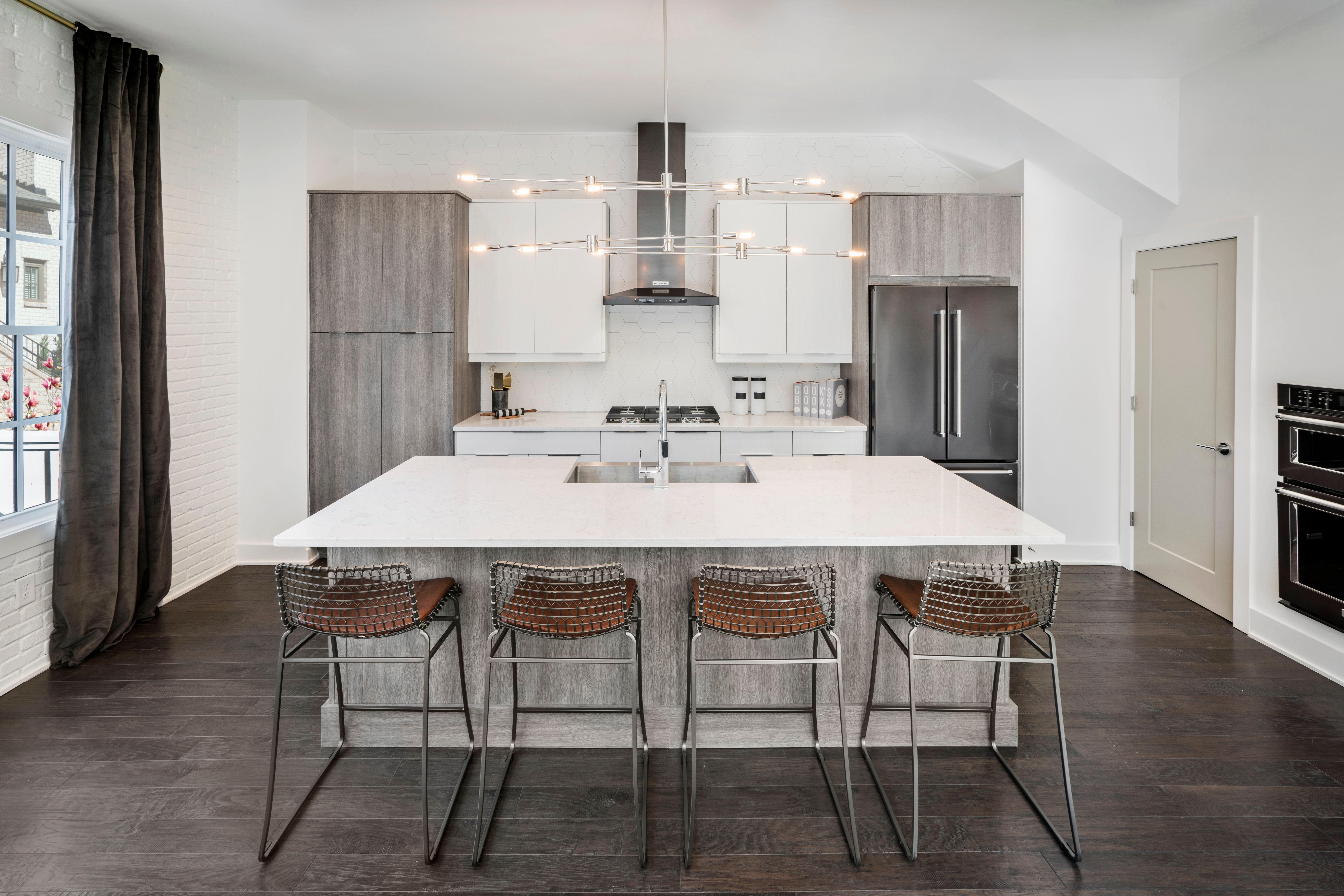 Aria in Sandy Springs, GA, New Homes & Floor Plans by Ashton Woods ...