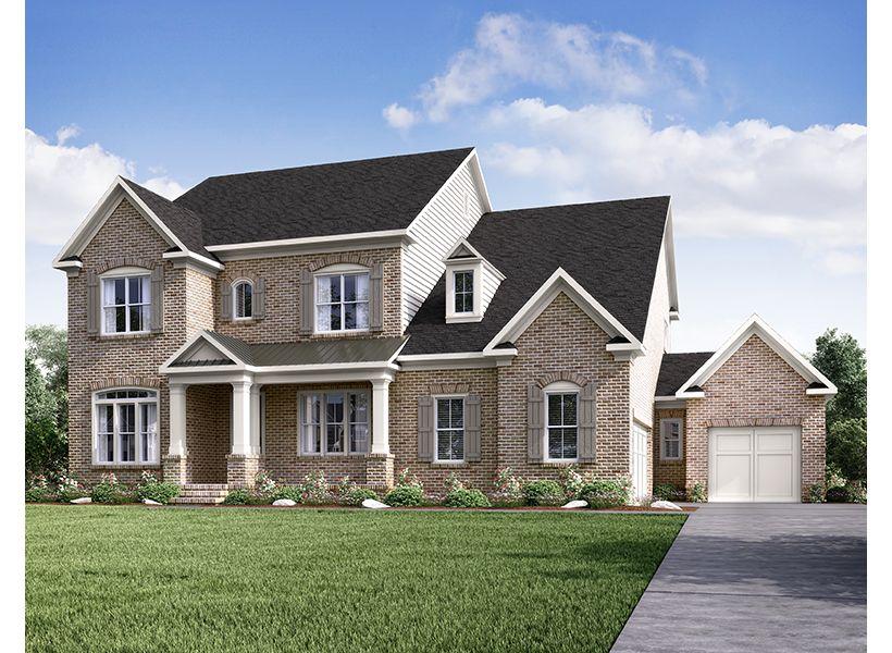 'Bayard' by Ashton Woods Homes-Atlanta in Atlanta