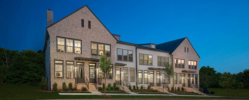 'Reverie on Cumberland' by Ashton Woods Homes-Atlanta in Atlanta