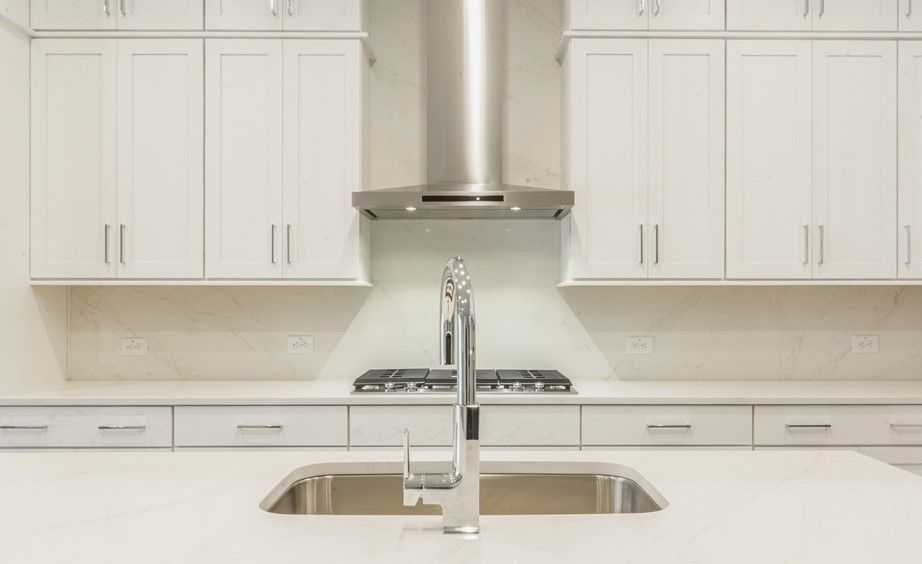 Kitchen featured in the Hartford By Ashton Woods in Atlanta, GA