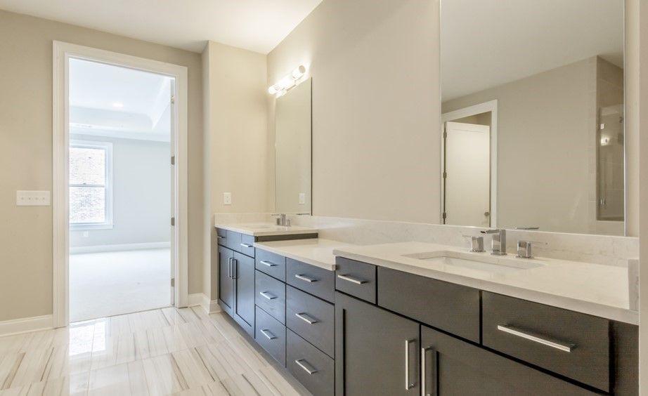 Bathroom featured in the Hartford By Ashton Woods in Atlanta, GA