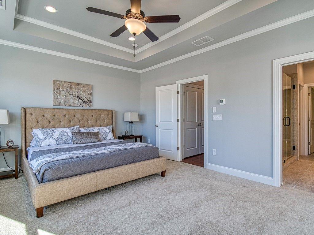 Bedroom featured in the Allegro By Ashton Woods in Atlanta, GA