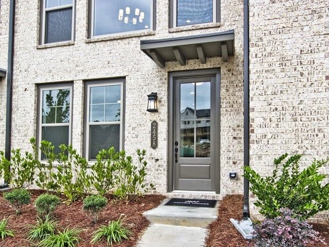 Exterior featured in the Allegro By Ashton Woods in Atlanta, GA