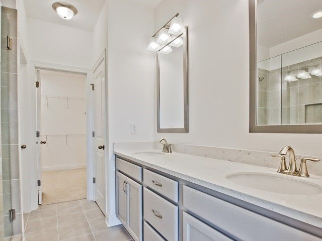 Bathroom featured in the Allegro By Ashton Woods in Atlanta, GA