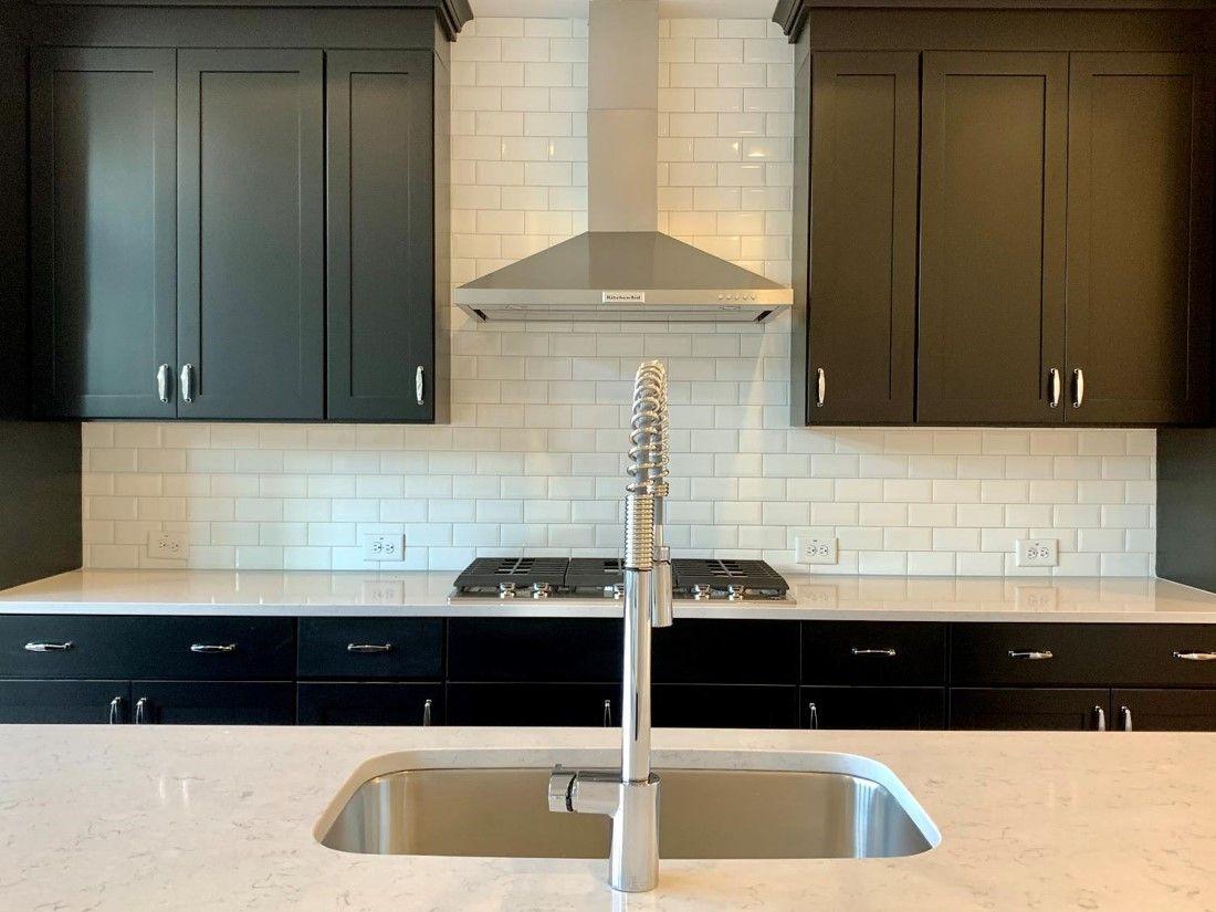 Kitchen featured in the Crescendo By Ashton Woods in Atlanta, GA