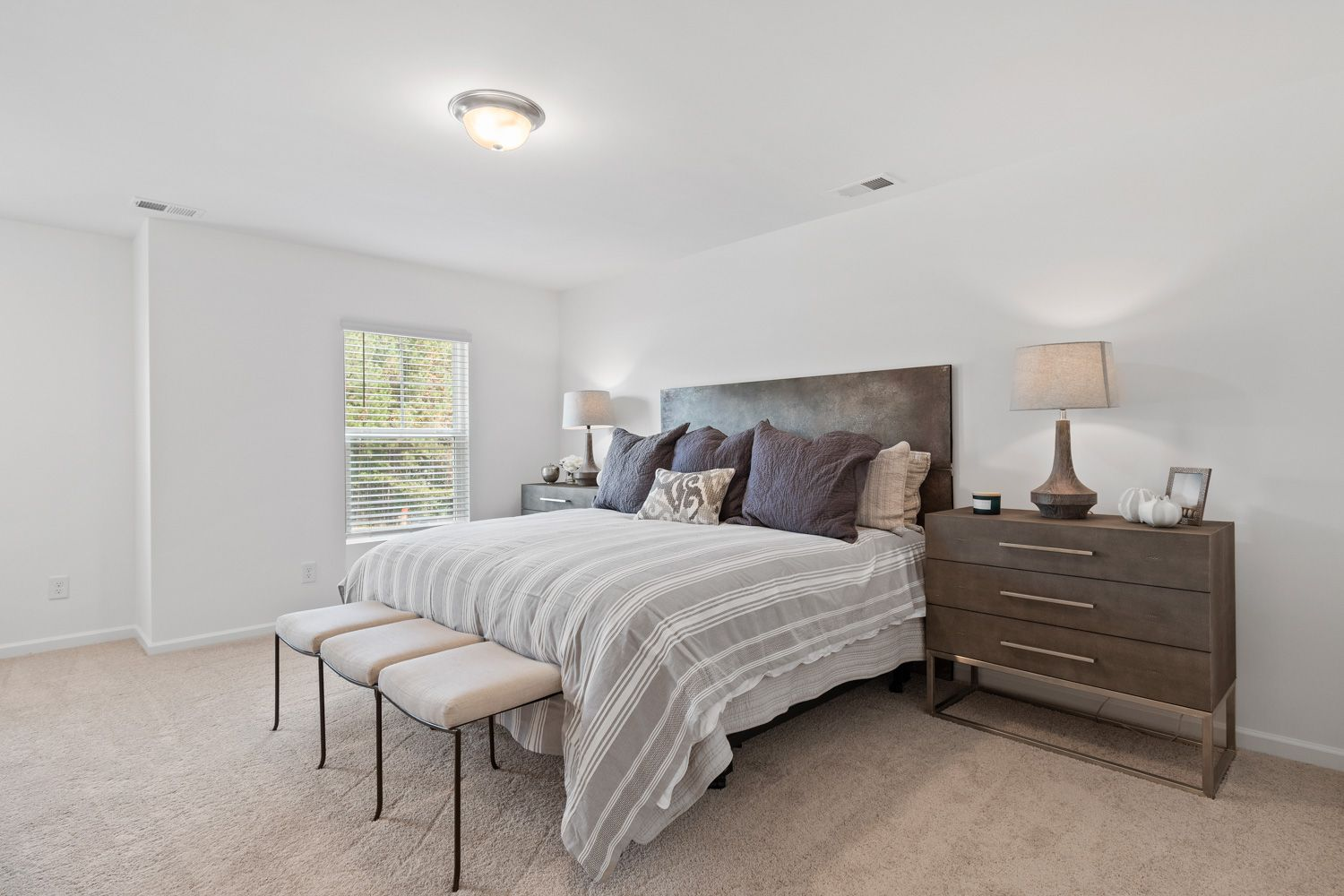 Bedroom featured in the Tresco By Ashton Woods in Atlanta, GA