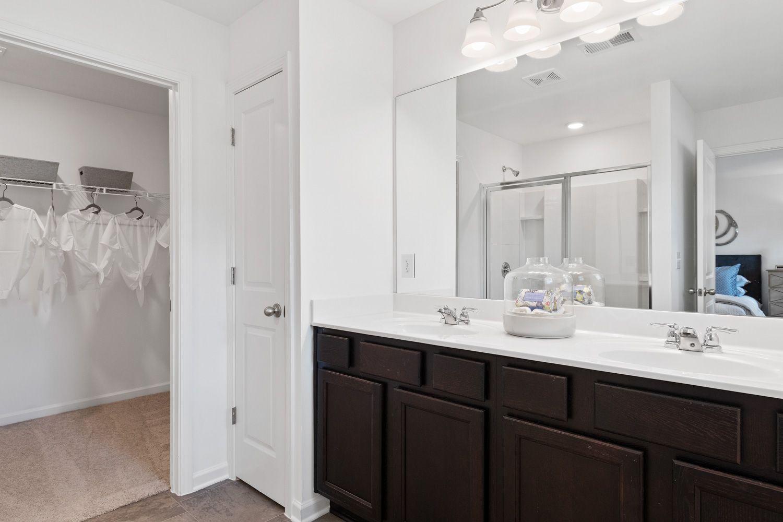 Bathroom featured in the Valetta By Ashton Woods in Atlanta, GA