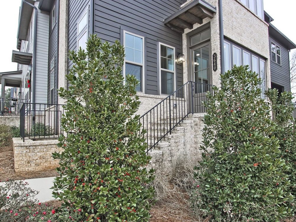Exterior featured in the Pavarotti By Ashton Woods in Atlanta, GA