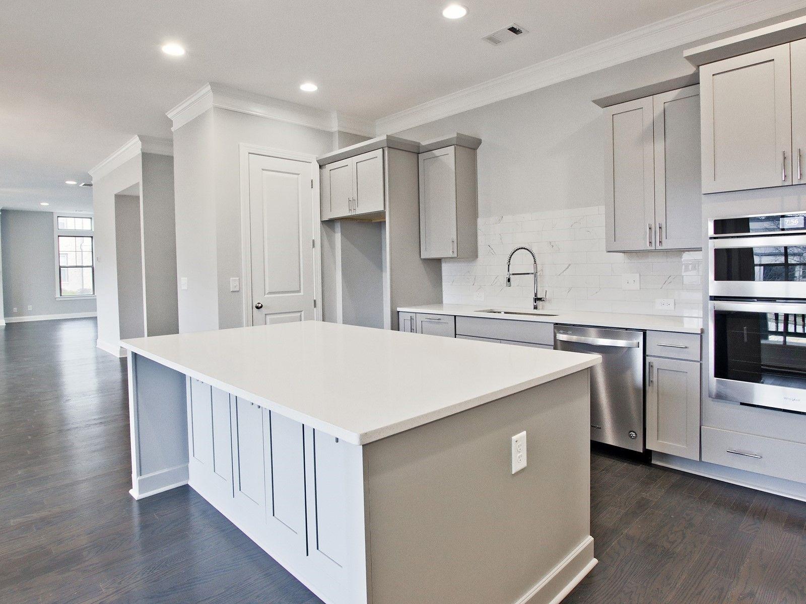 Kitchen featured in the Pavarotti By Ashton Woods in Atlanta, GA