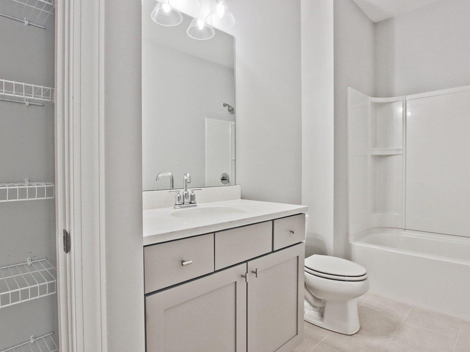 Bathroom featured in the Pavarotti By Ashton Woods in Atlanta, GA