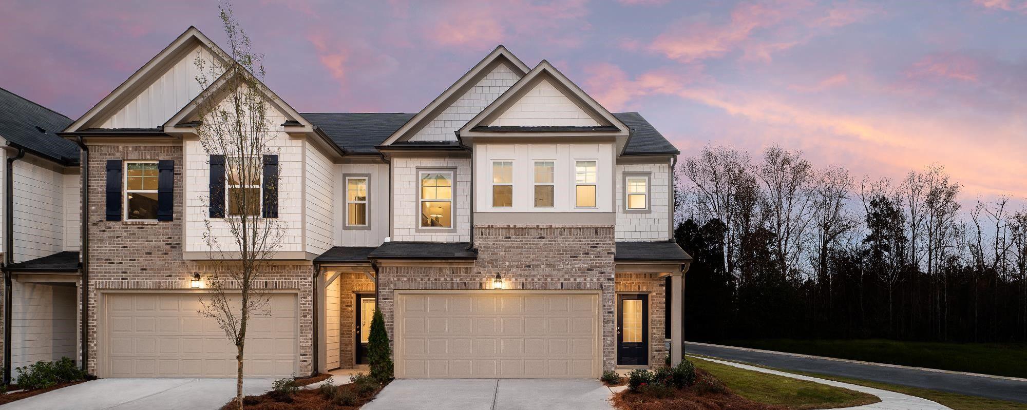 'Cooper Springs' by Ashton Woods Homes-Atlanta in Atlanta