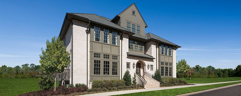 Exterior featured in the Chopin By Ashton Woods in Atlanta, GA